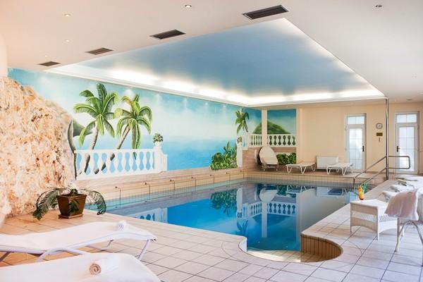 parkhotel na baračke bazén vnútorný