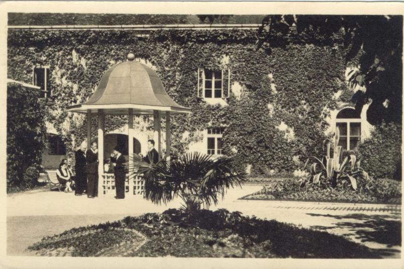 Trenčianske Teplice Historická fotografia kúpele