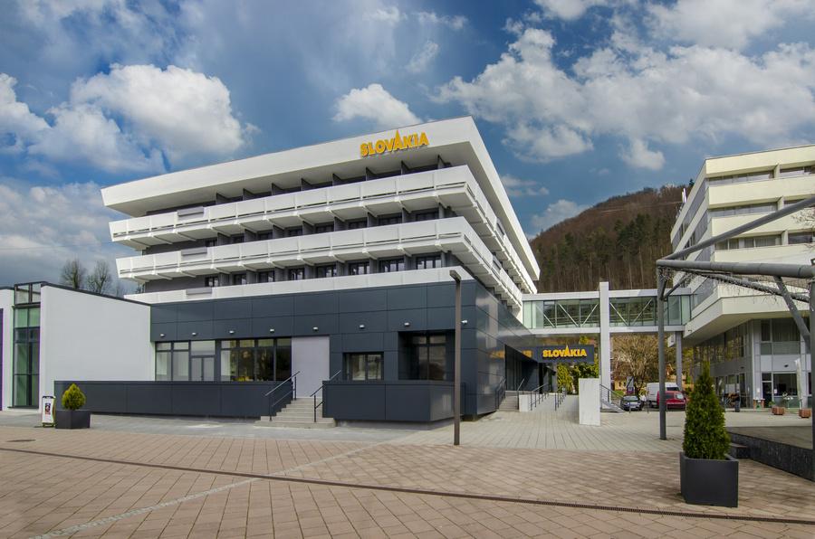 Hotel Slovakia Trenčianske Teplice 2